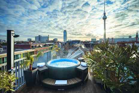 The Weinmeister Hotel - Four Star Sleek Design Hotel in Berlin Mitte for two - Save 63%