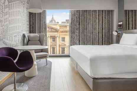 Radisson Collection Royal Mile Edinburgh - Five Star Historic Old Town Stay 3 Minutes from the Castle for two - Save 44%