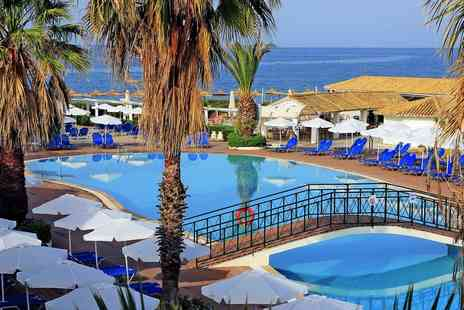 Hays Travel - Five Star All inclusive Corfu week with flights - Save 0%