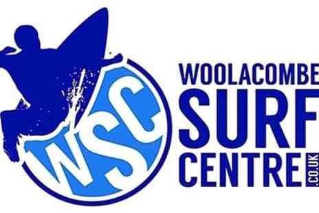 Woolacombe Surf Centre - Surf Lesson - Save 0%