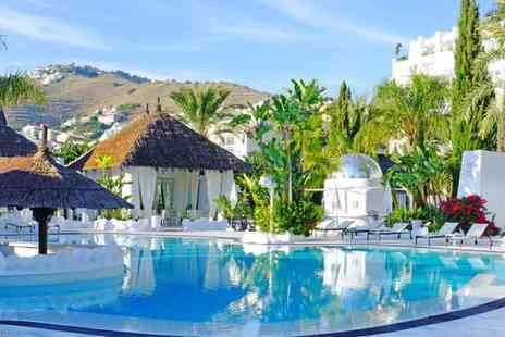 Hotel Suites Albayzin Del Mar - Four Star Spacious Suites on the Costa Tropical for two - Save 62%
