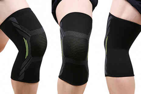 YelloGoods - Summer thin sports knee pad - Save 70%