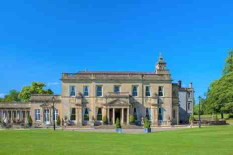 Tracy Park Golf and Country Hotel - Deluxe Room for Two with Breakfast and Option for Dinner or Bubbly - Save 24%