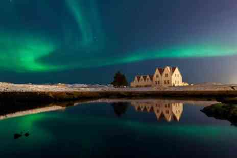 Crystal Travel - 3 to 5 Nights Stay at a Choice of Hotels with Northern Lights Tour, Return Flights and Option for Other Tours - Save 0%