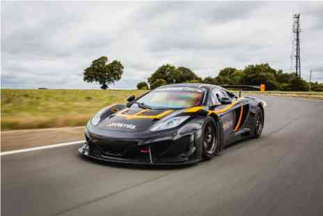 Virgin Experience Days - The McLaren MP4-12C GT3 Race Car Driving Experience - Save 0%