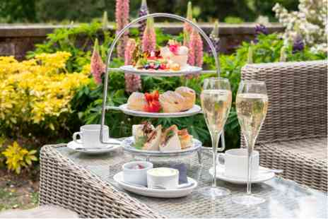 Bartley Lodge Hotel - Prosecco Afternoon Tea for Two - Save 0%