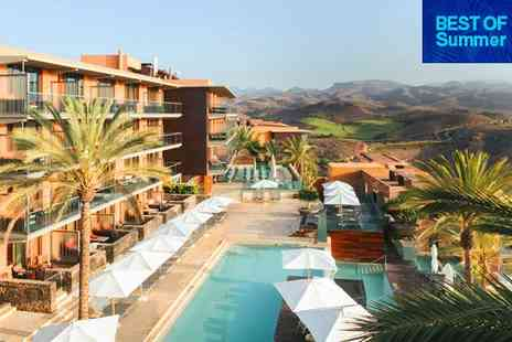 Salobre Hotel Resort & Serenity - Five Star Luxury Collection Blissful Escape with 2 Golf Courses & Spa for two - Save 73%