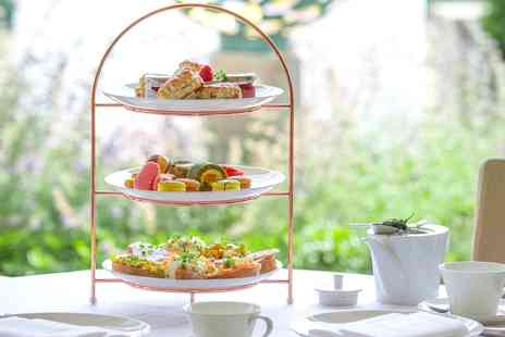 Galvin at Centurion Club - Sparkling afternoon tea for Two - Save 30%
