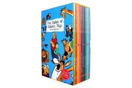 Groupon Goods Global GmbH - Collection of 10 The Diaries of Robins Toys Books - Save 0%