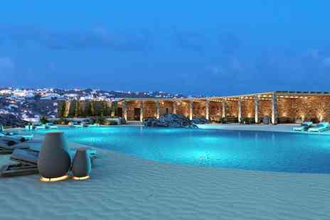 Oniro Mykonos - Five Star Breathtaking Combination of Exclusive Sea Views and Cliffside Opulence - Save 0%
