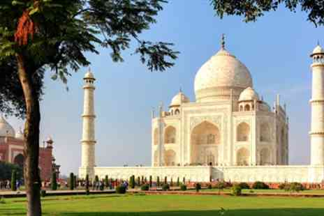 Falcon and Sachz Tours - Two Nights week north and south India tour including flights and excursions - Save 0%