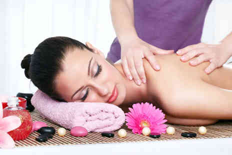 Lush Beauty - 90min pamper package with three treatments - Save 72%