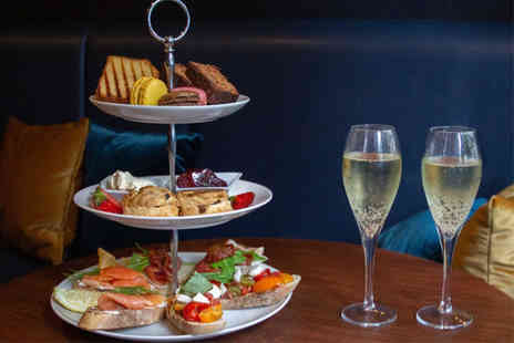The Last Word Clifton Village - Champagne afternoon tea for two people with a glass of Piper Heidsieck each - Save 48%