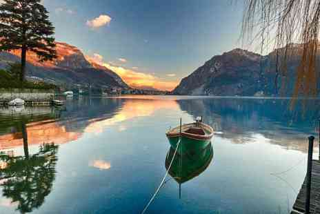 Travel Center - Two nights Lake Como getaway with return flights - Save 32%