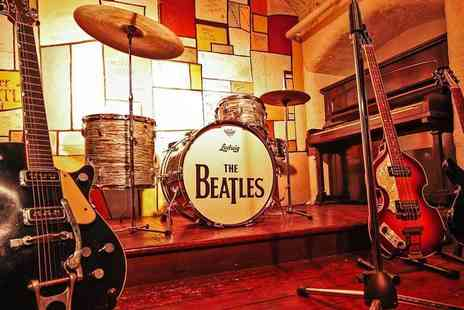 Just Book Sports - Four Star Overnights Liverpool stay with breakfast and a Beatles Story Experience ticket - Save 0%
