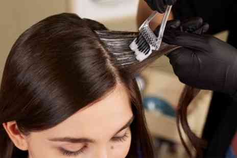 Diamond Cutz - Wash, Cut and Blow Dry, Full Head of Colour or Balayage - Save 40%