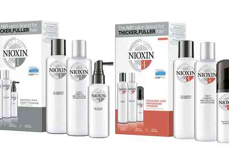 Raion - Nioxin Trial Kit System for Thinning Hair With Free Delivery - Save 0%