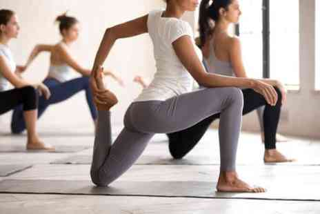 Sandstone Yoga Sutton Coldfield - One or Five Yoga Classes or Ten Hot Yoga Classes - Save 44%