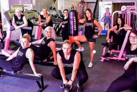 Girls Allowed Gyms - One or Three Month Gym Membership with Two Personal Training Sessions - Save 83%