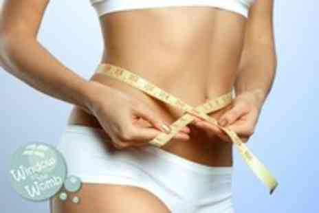 Window To The Womb - Three 20 minute Mi-iLipo treatments & 3 vibration plate sessions - Save 69%