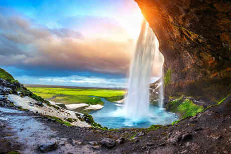 Bargain Late Holidays - Two nights Iceland trip with return flights - Save 49%