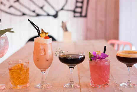 Love Thy Neighbour - Four cocktails for two people to share - Save 63%