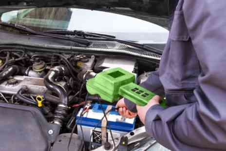 SBK Vehicle Services - 50 Point Interim Service Check, Including Engine Oil and Oil Filter change - Save 65%
