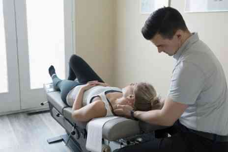 Ability Back Chiropractic - Chiropractic Consultation with One, Two or Three Treatments - Save 0%