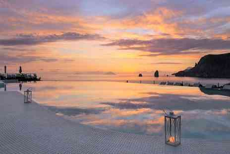 Therasia Resort Sea & Spa - Five Star Luxury Collection Aeolian Islands Clifftop Getaway - Save 0%