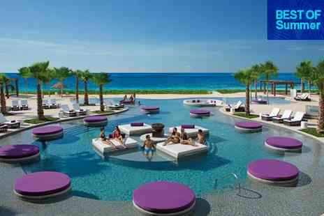Breathless Riviera Cancun Resort & Spa - Five Star All Inclusive Opulent Oasis Under the Sun - Save 0%