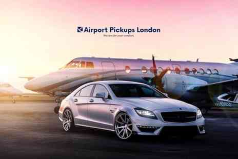 Airport Pickups London - Heathrow Airport to Central London Private Transfers - Save 0%