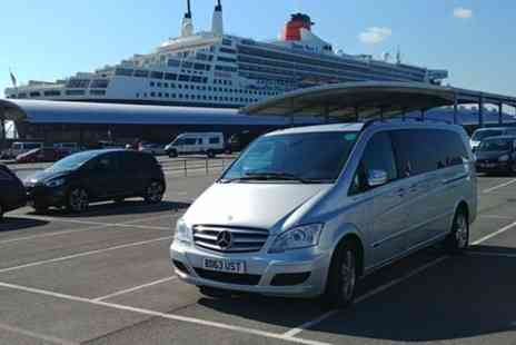 Elite Cruise Services - Shared shuttle service from London to and from Southampton cruise Terminals - Save 0%