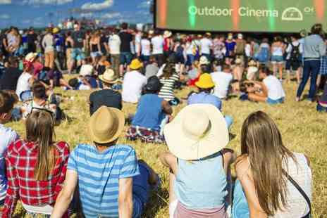 Corphire - Child outdoor cinema ticket for Cinema Week - Save 47%