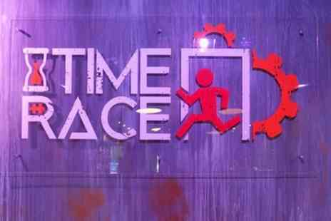 Time Race - Escape Game for Up to Six - Save 57%