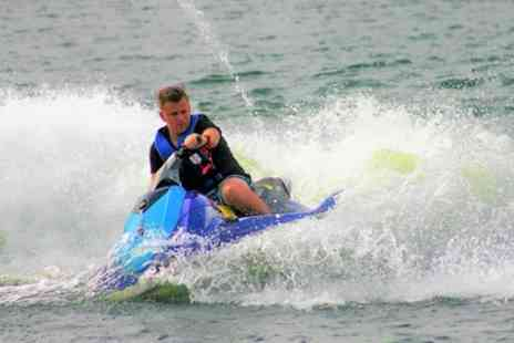 Lagoona Park Jet Ski Hire - 20 Minute Jet Ski Experience for Up to Four - Save 25%