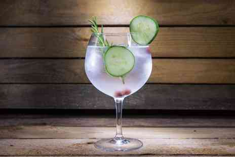 The Scottish Gantry - Ticket to The Scottish Gantry Gin Festival with a tasting session of six drinks on Saturday 17th August - Save 51%