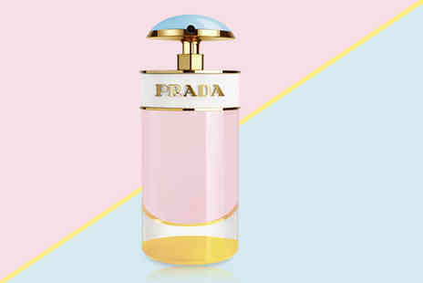 Wowcher Direct - 50ml bottle Prada Candy Sugar Pop eau de parfum spray - Save 43%