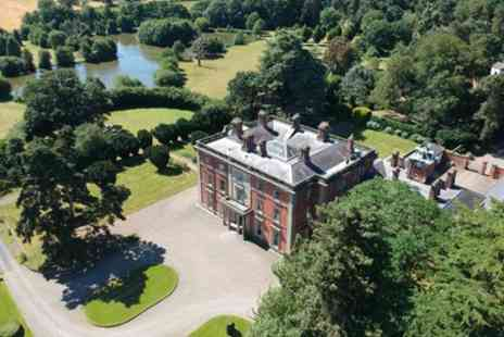 Netley Hall Holiday Cottages - 2 or 3 Nights Self Catering Cottage Stay for Two or Four - Save 63%