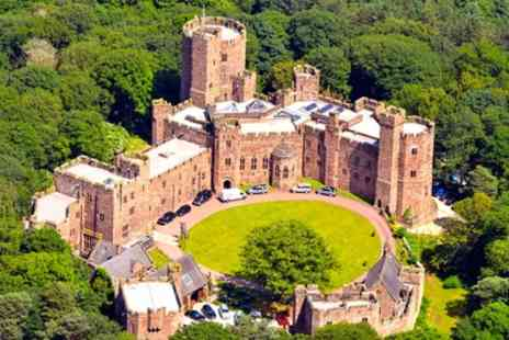 Peckforton Castle - Classic Room for Two with Breakfast and Dinner - Save 0%