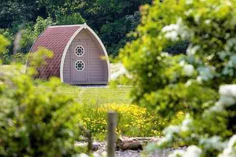 Stanley Villa Farm Camping - 1 to 7 Nights Camping Pod Stay for Two Adults and Two Children at Stanley Villa Farm Camping - Save 41%