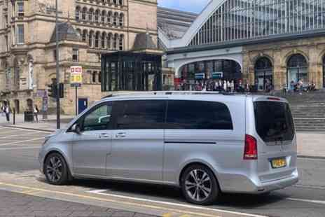 Neil Mcdonald - Book a Private Liverpool Guided Tour in V class Mercedes for up to 7 passengers - Save 0%