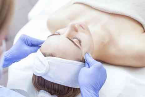 Amy Sargeant Specialist Beauty Clinic - Dermalogica Facial with Body Wrap or Manicure - Save 82%