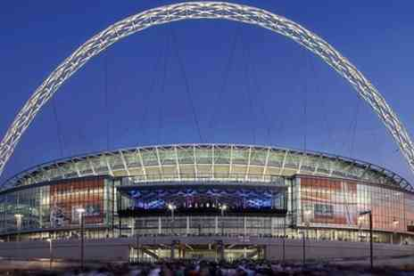 my dream destinations - Wembley Stadium Luton Airport Private Transfer for 4 To 6 Travelers - Save 0%
