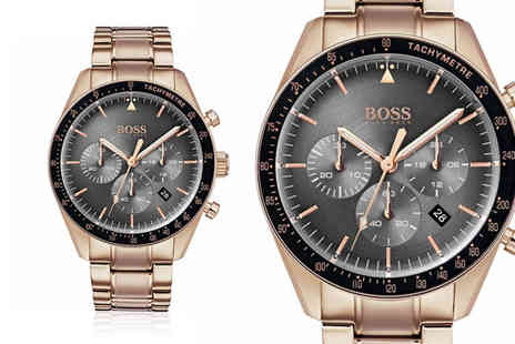Hip Watches - Hugo Boss Trophy mens watch - Save 65%