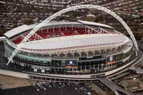 my dream destinations - Heathrow Airport to Wembley Stadium Private Transfer for 7-8 Travelers - Save 0%