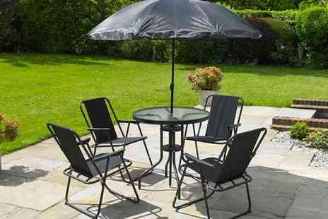 Wido - Six piece garden patio furniture set - Save 55%