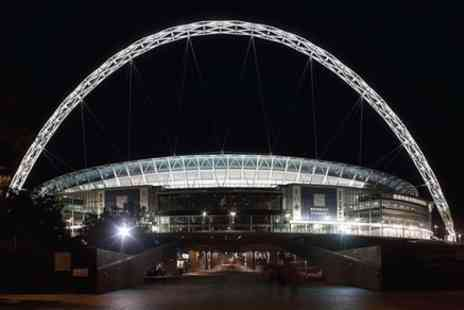 my dream destinations - Luton Airport to Wembley Stadium Private Transfer for 4 To 6 Travelers - Save 0%