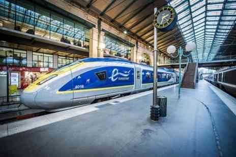 my dream destinations - Eurostar Arrival From St Pancras to Central London upto 4 To 5 travelers - Save 0%