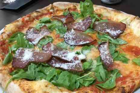 La Vera - Pizza, Chips, Dessert and Drink for Two or Four - Save 36%