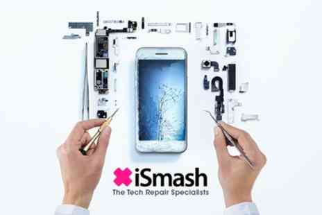 iSmash - iPhone Screen Replacement for Choice of Model - Save 14%
